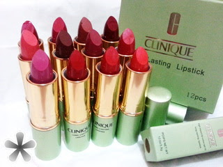 Lipstick CLINIQUE LONG LASTING LIPSTICK
