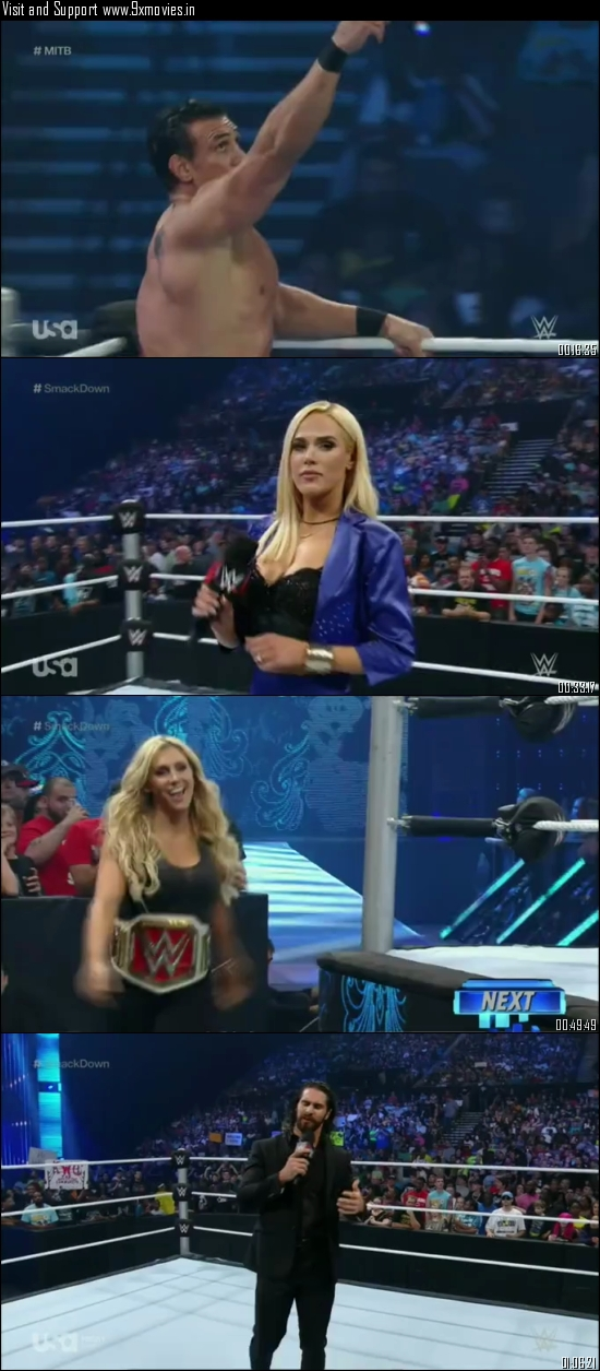 WWE Thursday Night Smackdown 26 May 2016 HDTV 480p