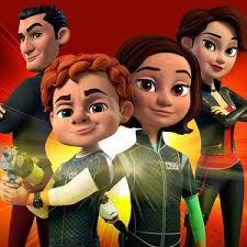 Xem Anime Siêu điệp viên Nhí Phần 2 -Spy Kids: Mission Critical -  VietSub