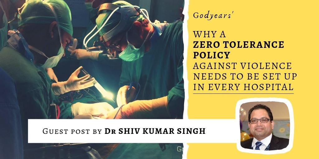 the need to end violence against doctors