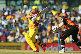 Brendon McCullum 100* - CSK vs SRH 4th Match IPL 2015 Highlights