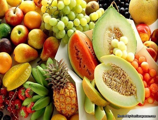Buah-buahan Kunci Kesihatan Mencegah Penyakit Berbahaya