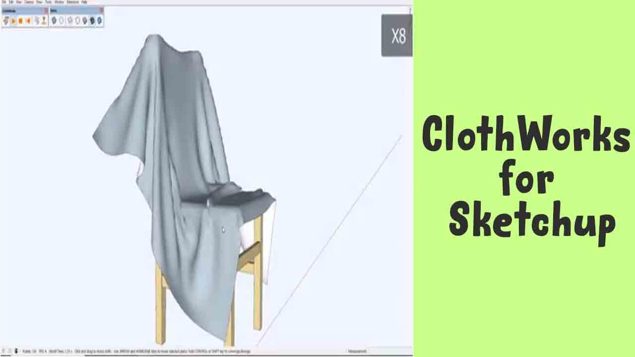 Download ClothWorks rbz Sketchup
