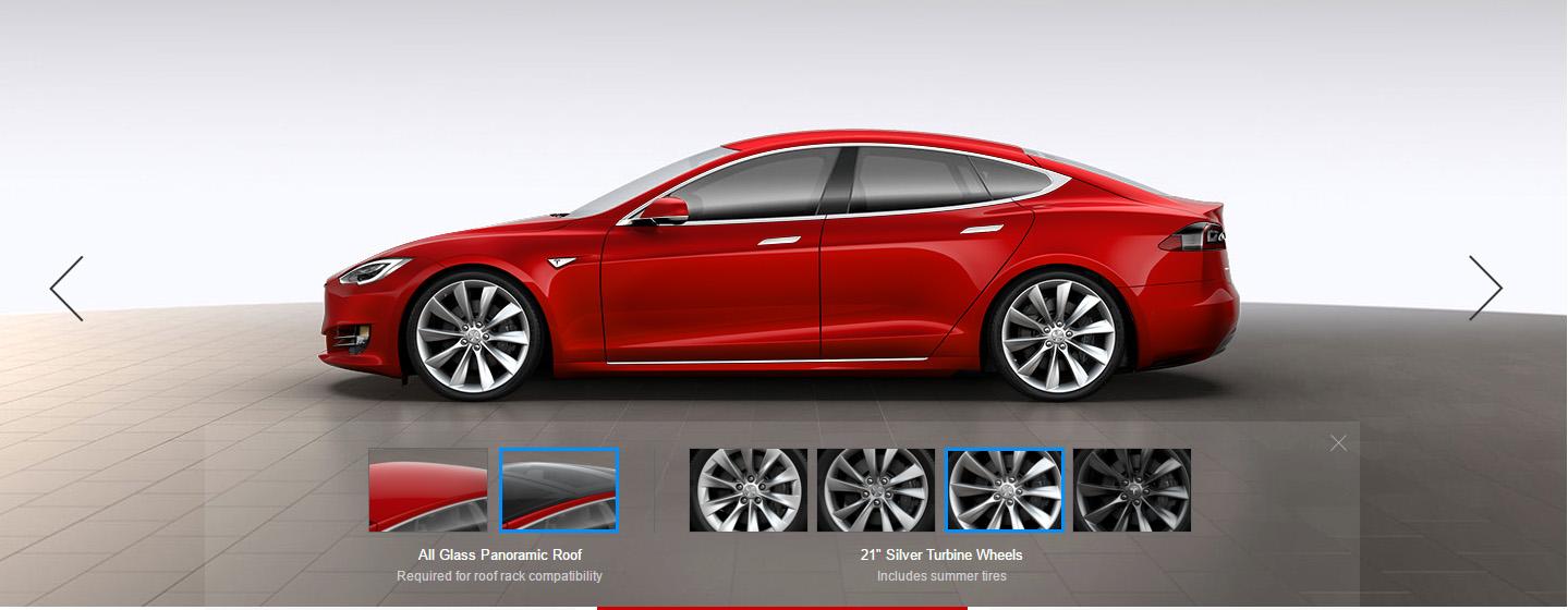 Tesla Model S Facelift (2017) 16
