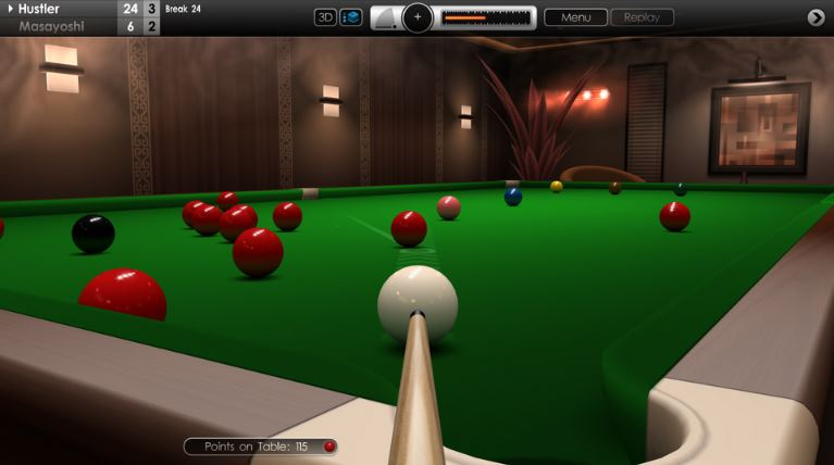 Cue Club 2 Pool and Snooker PC Español