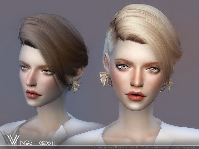 для The Sims 4, прическа для Sims 4, волосы для Sims 4, для женщин Sims 4, для девушек Sims 4, короткая прически для Sims 4, короткие волосы для Sims 4, стрижка для Sims 4, моды причесок для Sims 4, красивые прически для Sims 4, модные прически для Sims 4