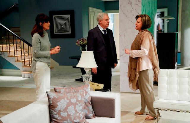 Portal Recordista - Susana se abala ao saber que a mãe Lia está com Alzheimer