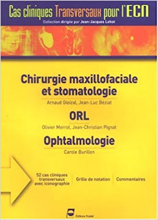 Cas clinique transversaux pour l'ECN : ORL et chirurgie maxillo-faciale 51ZOZsBoFEL._SX357_BO1%252C204%252C203%252C200_