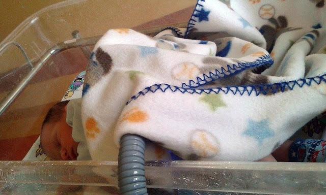 Życie na oddziale noworodkowym