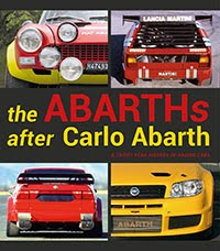 The Abarths after Carlo Abarth