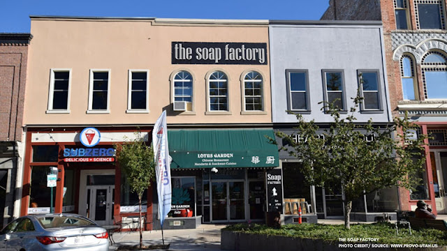 The soap factory exterior