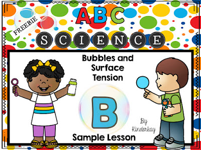 https://www.teacherspayteachers.com/Product/ABC-Science-FREE-Sample-B-is-For-Bubbles-2612054