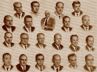 Jugadores del Ruy López Paluzíe, temporada 1964-1965