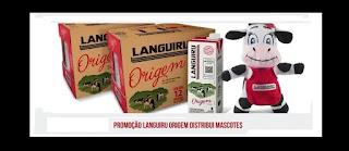 Promoção Languiru Origem do Leite Ganhe Vaquinha Pelúcia - Cadastrar, Compre Ganhe
