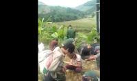 Tình anh em Xã Lùng Vai, huyện Mường Khương, tỉnh Lào Cai.
