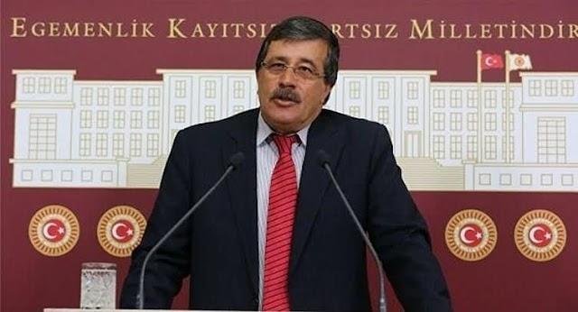 Eski Urfa milletvekili gözaltına alındı