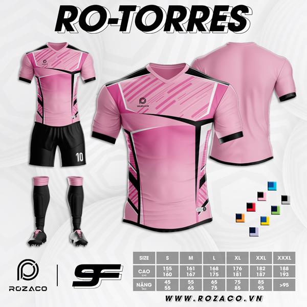 Áo Không Logo Rozaco RO-TORRES Màu Tím Nhạt