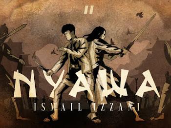 Lirik Lagu Nyawa Ismail Izzani