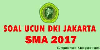 Download Soal dan Kunci SOSIOLOGI UCUN DKI Jakarta SMA Prodi IPS Tahun 2017