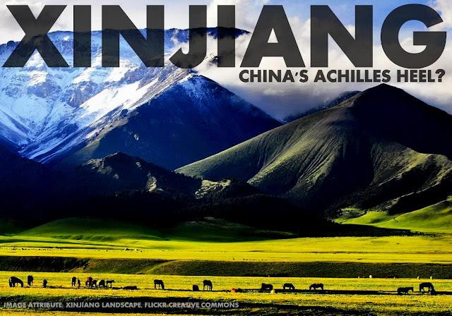 OPINION | Xinjiang – China's Achilles Heel?
