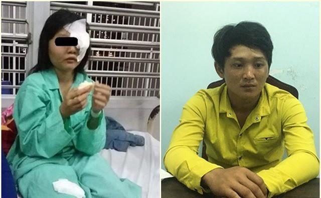 Đánh nữ sinh 15 tuổi mắt mù để giờ trò đồi bại bị sa lưới