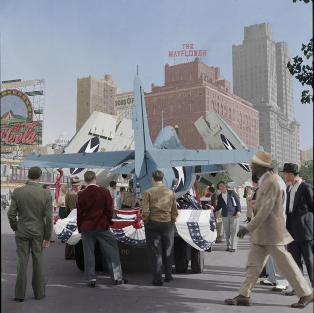 Fotografías a color de Estados Unidos en los años 30 y 40