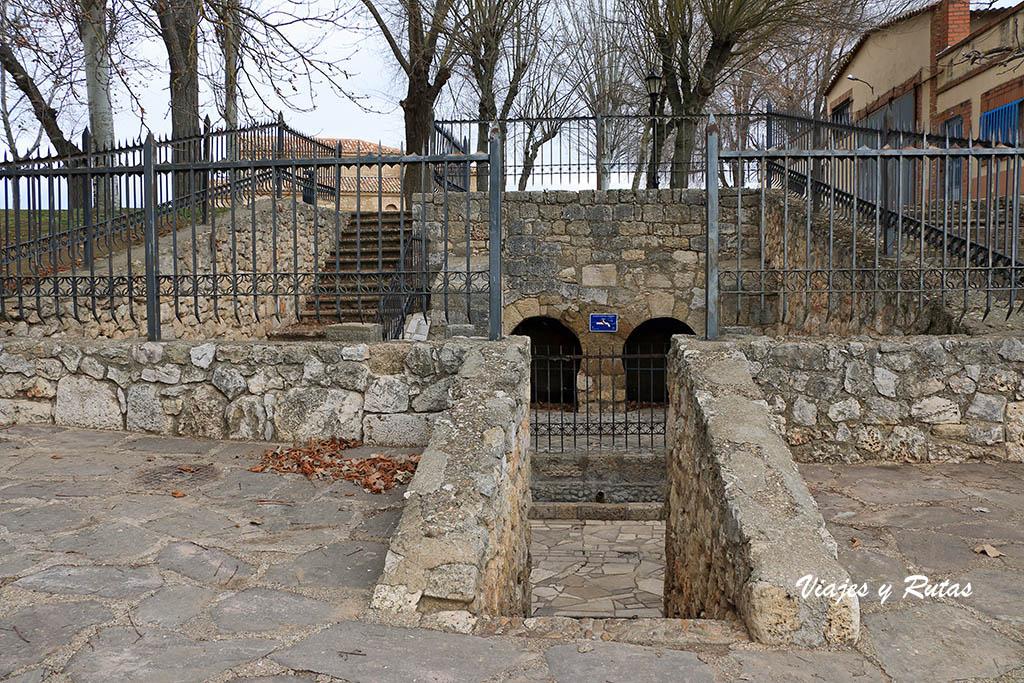Fuente de San Juan, Palencia