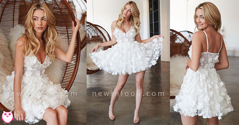 Vestidos Brancos para Reveillon