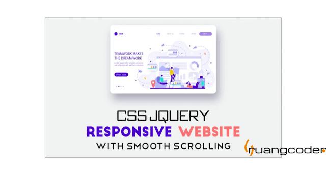 Membuat Web Portofolio Responsive