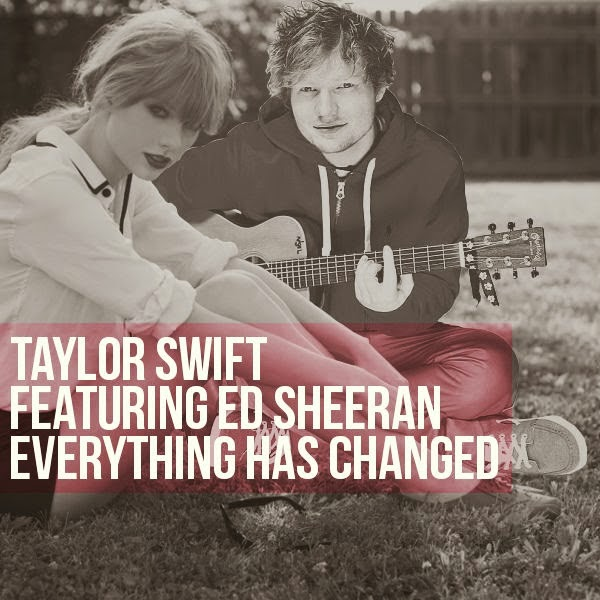 Chord Guitar Everything Has Changed - Taylor Swift ft Ed Sheeran