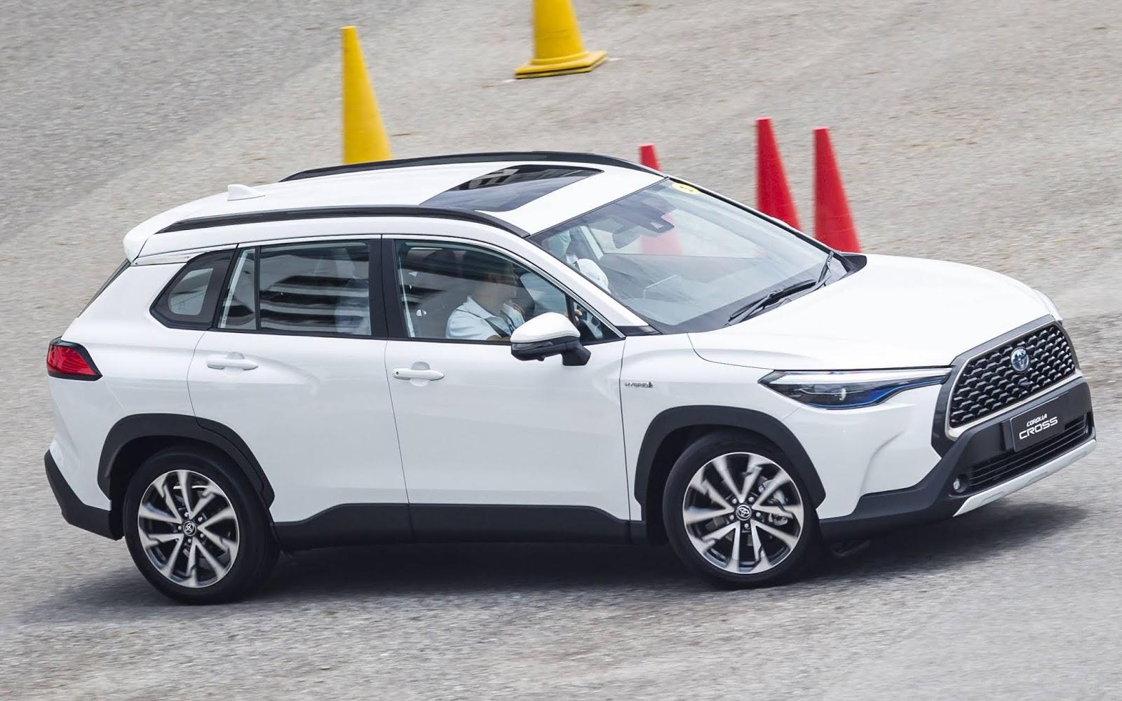 Toyota Etios deixa de ser vendido em abril no Brasil, cede lugar ao Corolla Cross