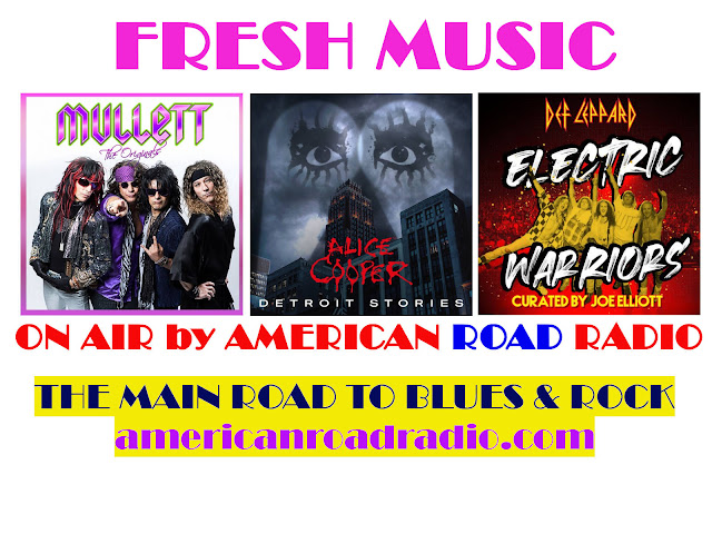 Hard Rock : Fresh music on air by American Road Radio