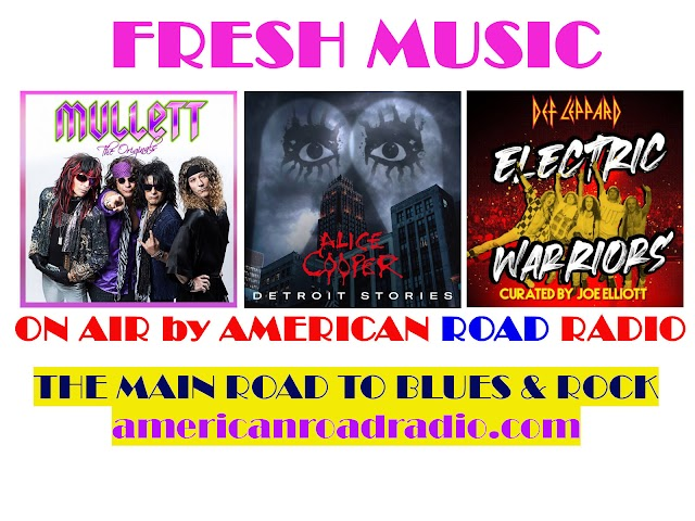 Latest Arrivals as Fresh Music on air by American Road Radio by Pratica