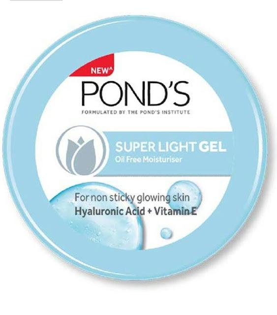 Ponds super light gel