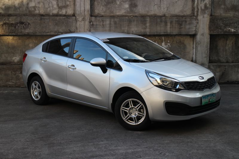 review 2013 kia rio 1 2 slx philippine car news car reviews rh carguide ph Kia Rio Engine Manual Kia Rio Engine Manual