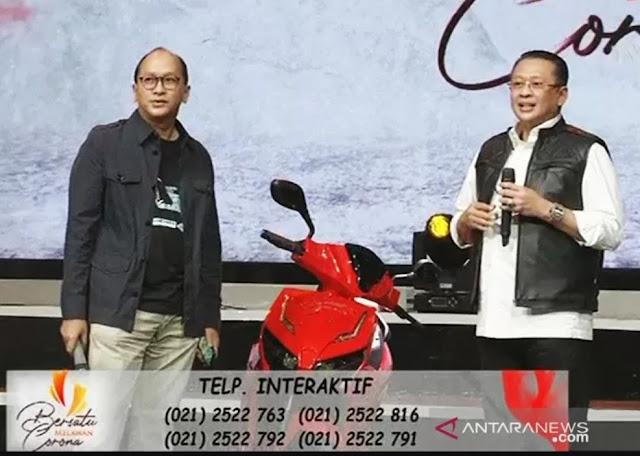 Konon Pemenang Lelang Motor Listrik dari Pak Jokowi Minta Perlindungan Polisi