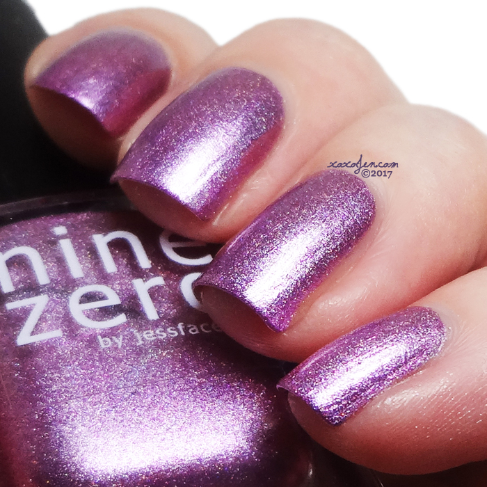 xoxoJen's swatch of Nine Zero VIP? Not Me!