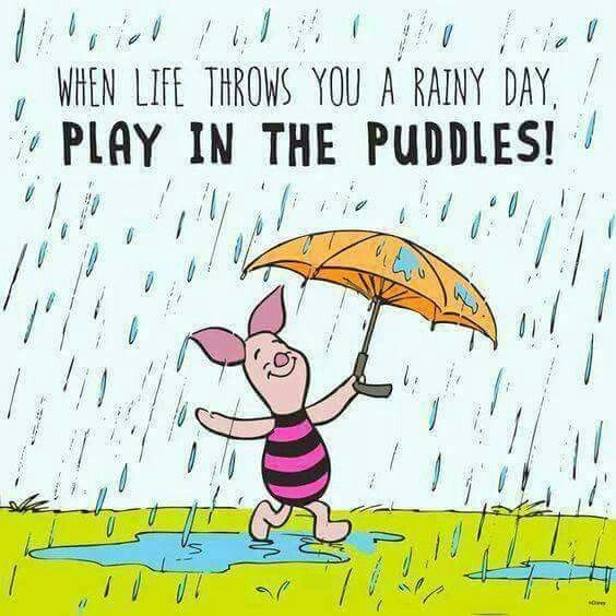 Good Morning Rainy Day Quotes: 14 Best Happy Rainy Day Pictures And Messages