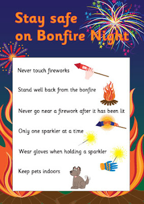 Diwali Safety Pictures