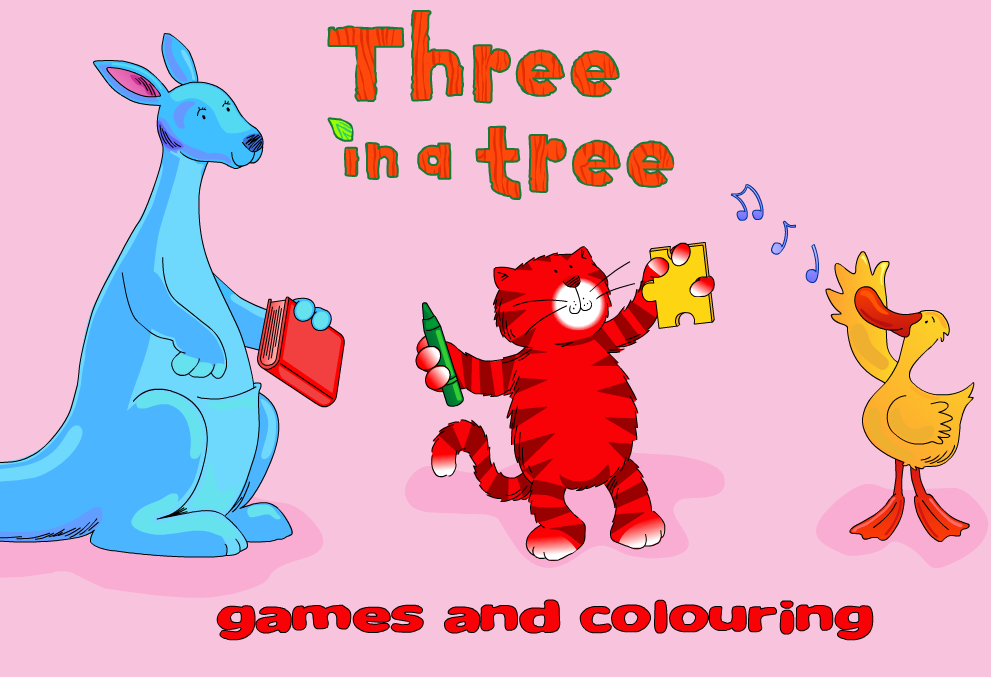 THREE IN A TREE
