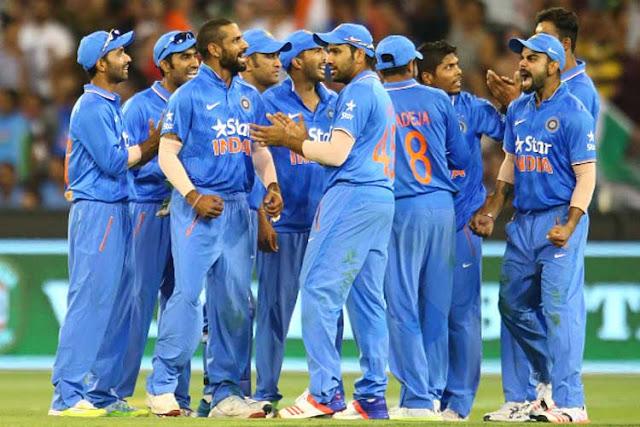 भारत वनडे और T20 रैंकिंग में खिसका, ऑस्ट्रेलिया सबसे टॉप पर