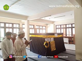 LEDMA Al-Farabi Adakan Pelatihan Manasik Haji