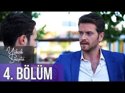 الطبقة المخملية Yüksek Sosyete الحلقة 4 مترجمة للعربية