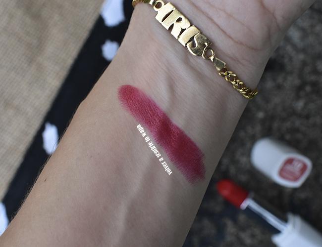 Deborah Milano: Formula Pura, maquillaje para piel sensible - Pintalabios