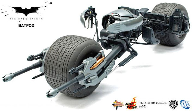 The dark knight batpod toy - photo#44