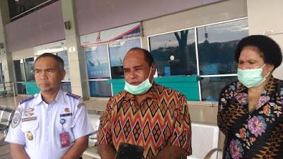 Wali Kota Sorong Lawan Kebijakan Jokowi