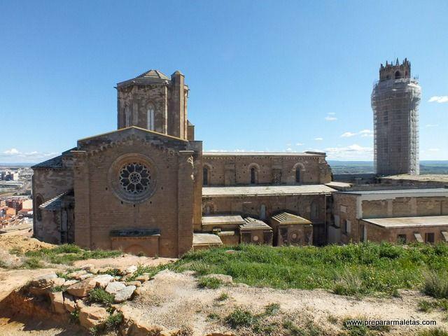 ¿Qué ver en Lleida? ¡No te pierdas la Seu Vella!