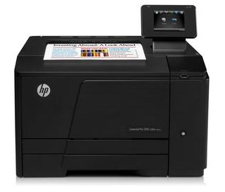 HP LaserJet Pro 200 Color M251nw Télécharger Pilote