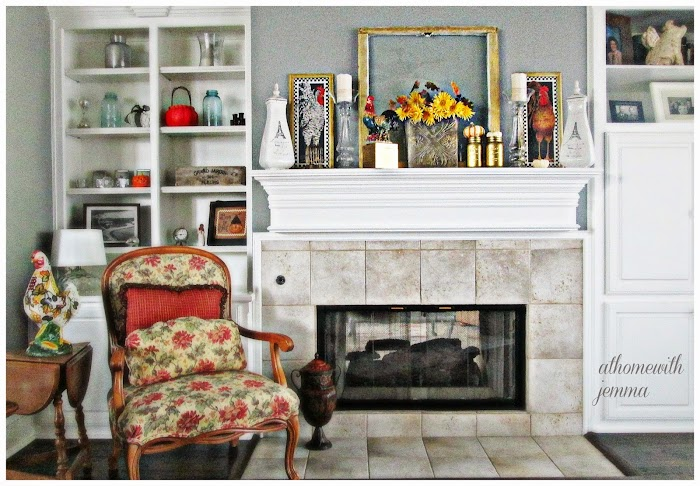 Family Room Mantle Dilemma