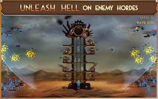 Steampunk Tower Apk v1.3.0 Mod (Proper Mod Money)